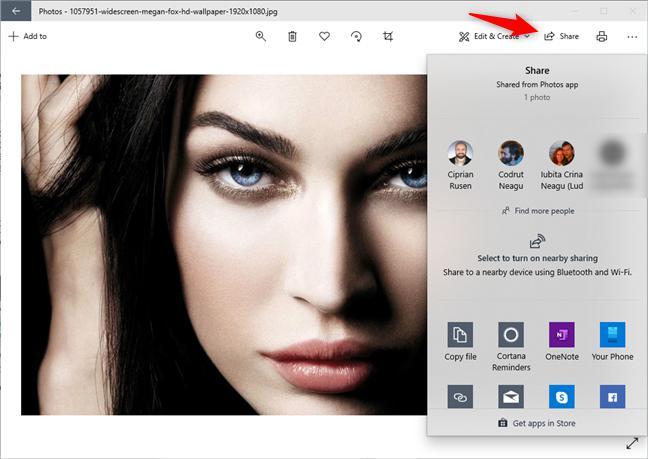 Những tính năng thú vị của Photo trên Windows 10 có thể bạn chưa biết - 11