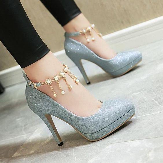 7 mẹo nhỏ giúp bạn làm quen với những đôi giày cao gót điệu đà - 6
