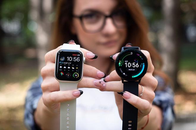 """Apple Watch vẫn là """"bá chủ"""" thị trường smartwatch toàn cầu - 1"""
