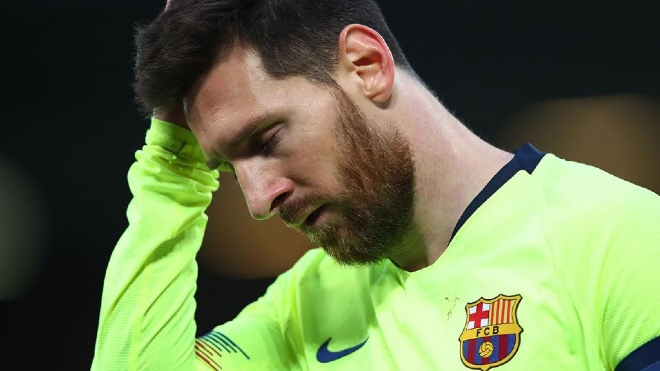 Barca hét giá Messi đến 700 triệu euro - một con số khủng - tin thể thao mới nhất tháng 8