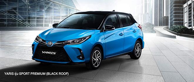 Toyota Yaris phiên bản nâng cấp chính thức có mặt tại Thái - 2