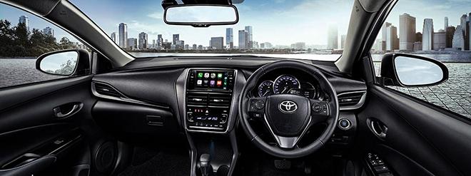 Toyota Yaris phiên bản nâng cấp chính thức có mặt tại Thái - 8