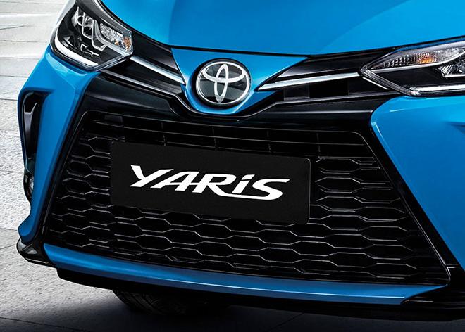 Toyota Yaris phiên bản nâng cấp chính thức có mặt tại Thái - 5