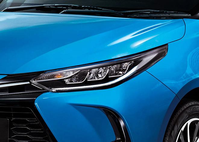 Toyota Yaris phiên bản nâng cấp chính thức có mặt tại Thái - 3