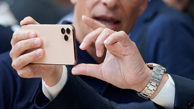 """iPhone vẫn là """"mỏ vàng"""" của Apple tại quốc gia tỷ dân - 1"""
