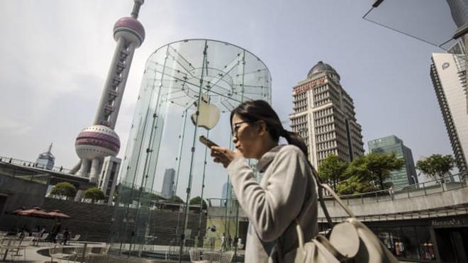 """iPhone vẫn là """"mỏ vàng"""" của Apple tại quốc gia tỷ dân - 3"""
