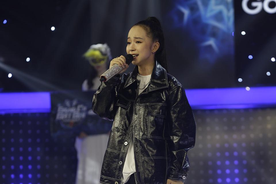 """Nữ rapper có chất giọng lạ """"gây bão"""" sóng truyền hình, khiến Trấn Thành trầm trồ là ai? - 1"""
