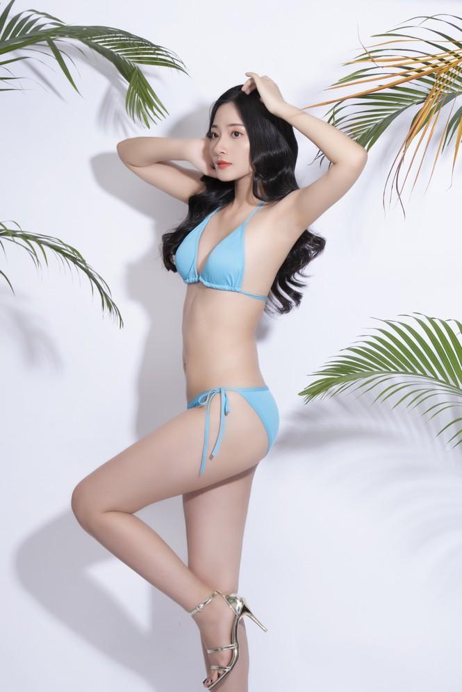 """Cựu nữ sinh Sư phạm thi hoa hậu Việt Nam để xóa nhòa danh xưng """"hot girl"""""""