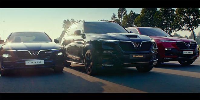 Xe chủ tịch VinFast President lộ diện hoàn toàn qua video teaser mới nhất