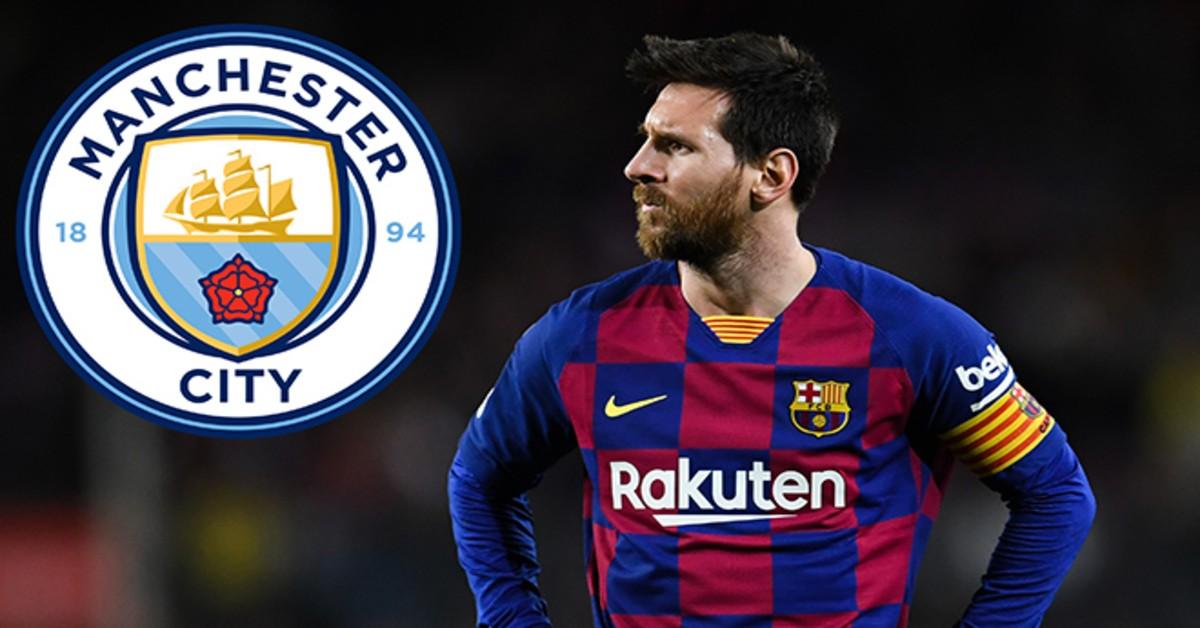 """Rung chuyển """"siêu bom tấn"""" Messi, Man City đàm phán thương vụ thế kỷ"""