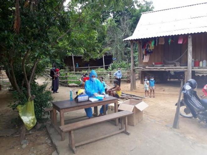 6 đại biểu dự Đại hội Đảng bộ huyện ở Quảng Trị phải cách ly đặc biệt - 1