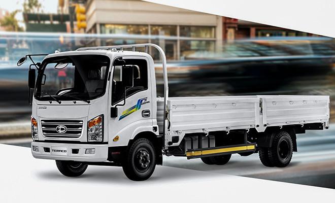 Bộ đôi xe tải Daehan Hàn Quốc lấn sân thị trường Việt Nam - 1