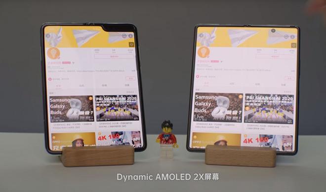 Chưa được bán ra, Galaxy Z Fold 2 đã lộ video trên tay - 3