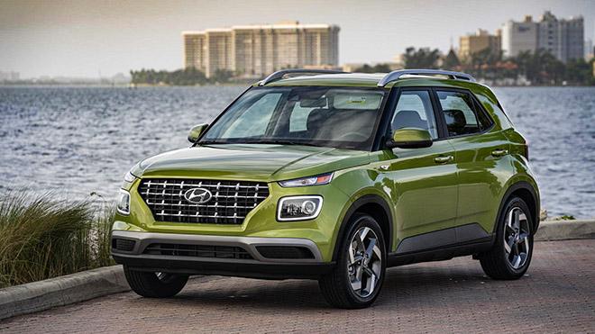 Hyundai Venue đạt giải thưởng an toàn của năm 2020 do IIHS trao tặng - 1