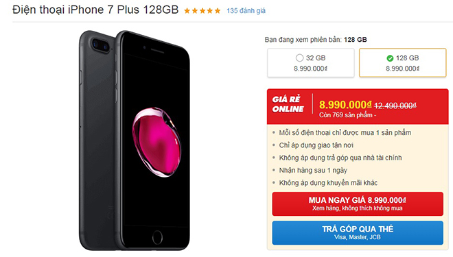 iPhone liên tục giảm giá, iPhone 11 Pro Max giảm tới 6 triệu đồng - 6