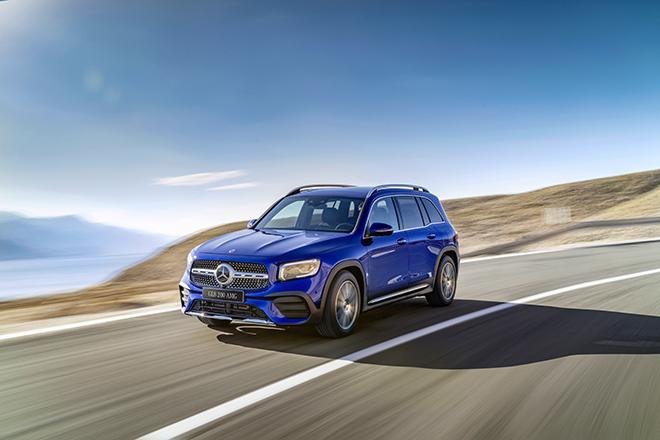 Mercedes-Benz chính thức ra mắt dòng GLB tại Việt Nam, giá bán dưới 2 tỷ đồng - 7
