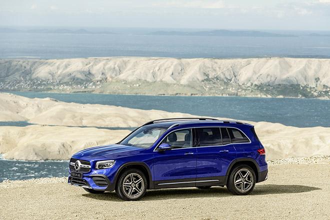 Mercedes-Benz chính thức ra mắt dòng GLB tại Việt Nam, giá bán dưới 2 tỷ đồng - 1