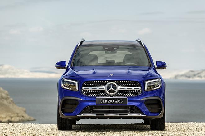 Mercedes-Benz chính thức ra mắt dòng GLB tại Việt Nam, giá bán dưới 2 tỷ đồng - 4