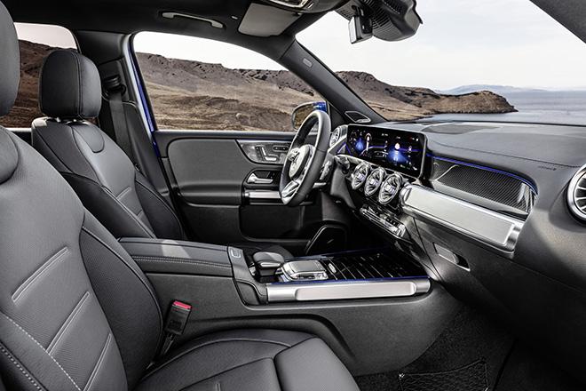 Mercedes-Benz chính thức ra mắt dòng GLB tại Việt Nam, giá bán dưới 2 tỷ đồng - 10