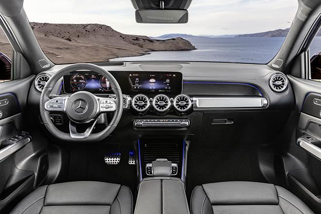 Mercedes-Benz chính thức ra mắt dòng GLB tại Việt Nam, giá bán dưới 2 tỷ đồng - 9
