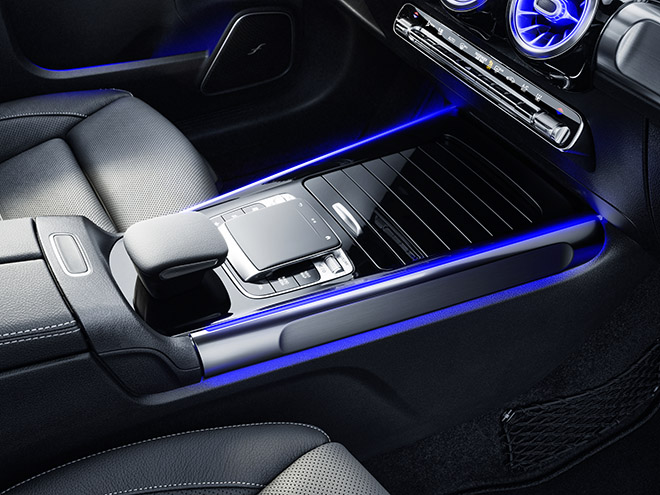 Mercedes-Benz chính thức ra mắt dòng GLB tại Việt Nam, giá bán dưới 2 tỷ đồng - 12