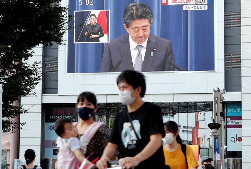 Phản ứng của thế giới trước tin Thủ tướng Abe từ chức - 2