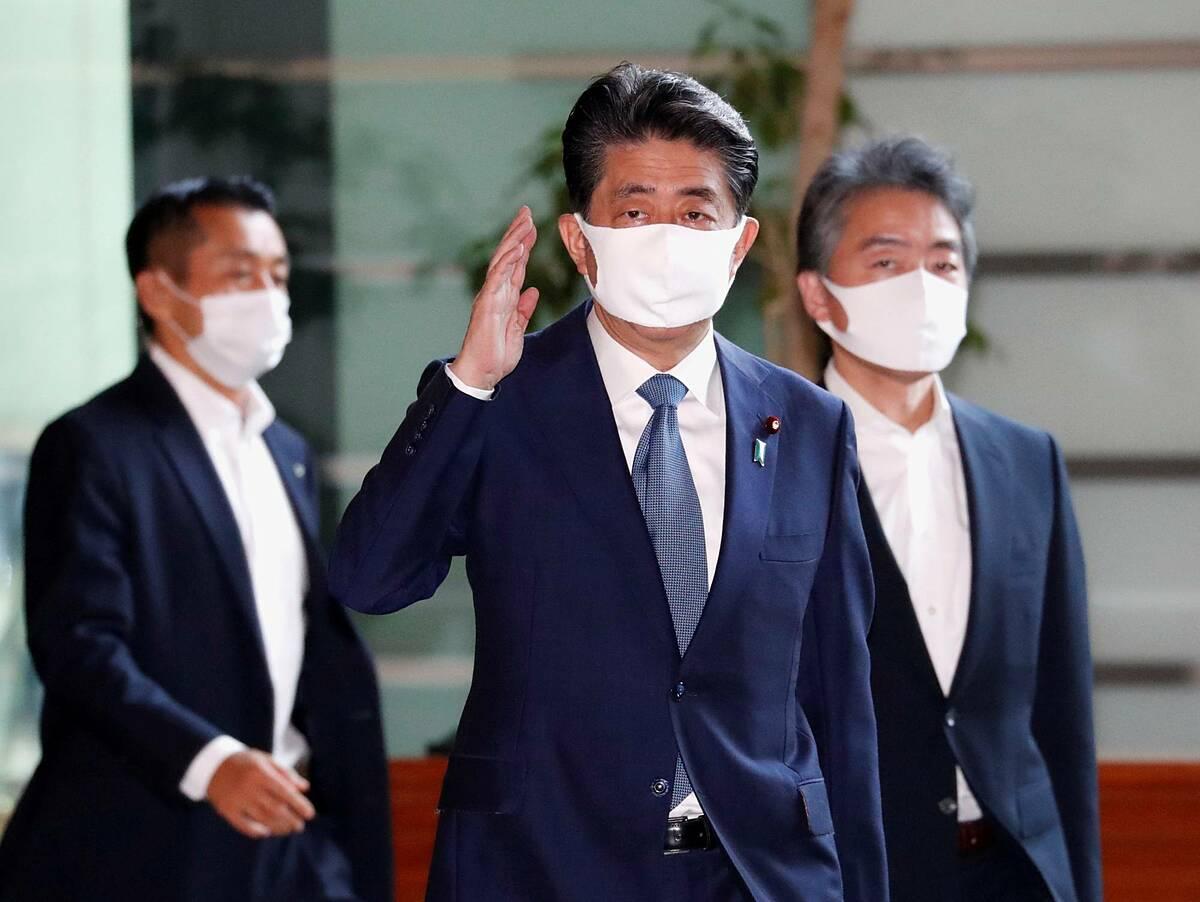Phản ứng của thế giới trước tin Thủ tướng Abe từ chức - 1