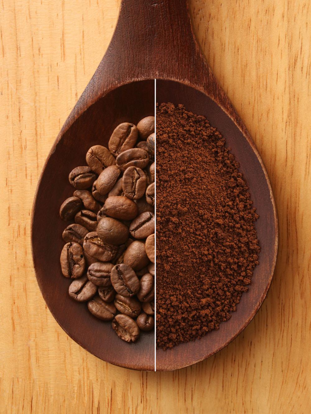 Trị da sần sùi bằng cà phê hiệu quả không ngờ - 2