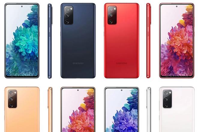 Samsung vén màn không chỉ một mà hai mẫu Galaxy S20 FE mới - 2