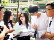 Giáo dục - du học - Bộ GD&ĐT hướng dẫn điều chỉnh nguyện vọng đăng ký xét tuyển