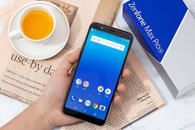 Lộ diện 4 smartphone giá rẻ mới từ Asus - 1