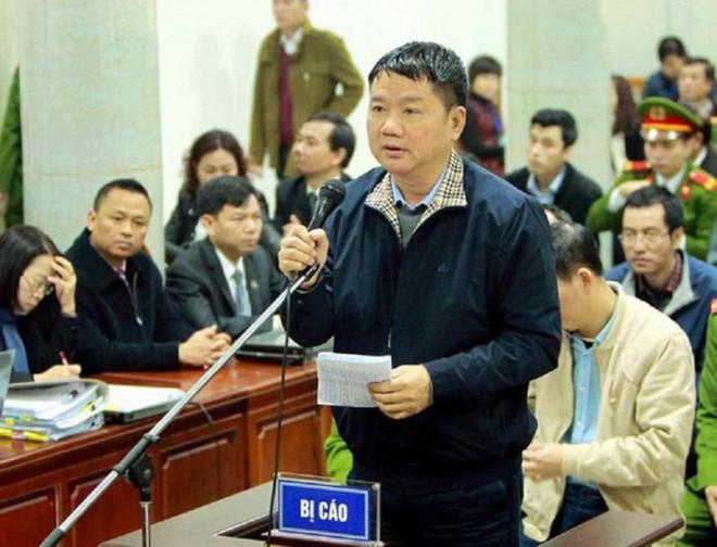 Bộ Công an tiếp tục đề nghị truy tố ông Đinh La Thăng - 1