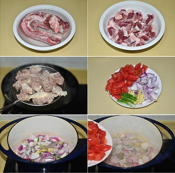 Bò kho sốt cà chua cứ làm chuẩn theo công thức này, dù vụng mấy cũng đều được khen ngon - 2