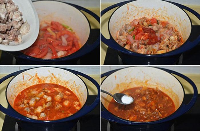 Bò kho sốt cà chua cứ làm chuẩn theo công thức này, dù vụng mấy cũng đều được khen ngon - 3