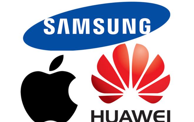 """Huawei có cơ hội """"lội ngược dòng"""" để vượt Samsung hay không? - 1"""