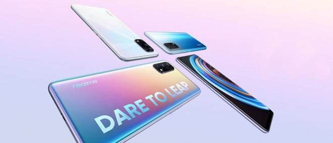 Ra mắt Realme X7 và X7 Pro - 1
