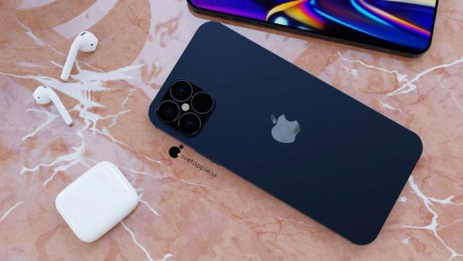 Vỏ bảo vệ iPhone 12 Pro để lộ vị trí cảm biến mới - 2