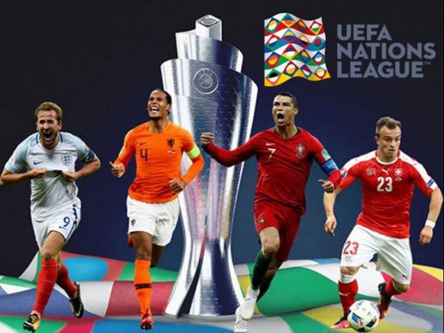 Bảng Xếp Hạng Bong đa Cac đội Tuyển ở Uefa Nations League 2020 2021