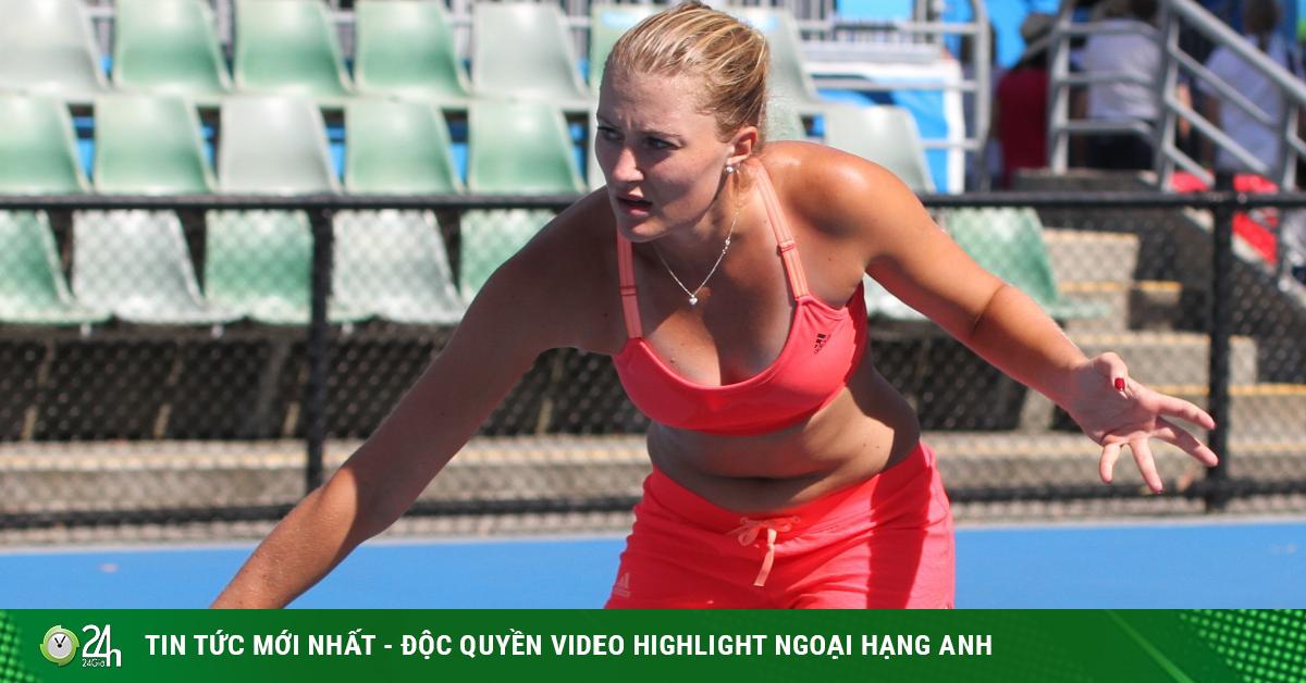Mỹ nhân gây chấn động US Open: Thắng trước 6-1, dẫn 5-2 set 2 vẫn thua
