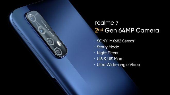 Realme 7 và 7 Pro trình làng: Sạc nhanh, giá rẻ - 6