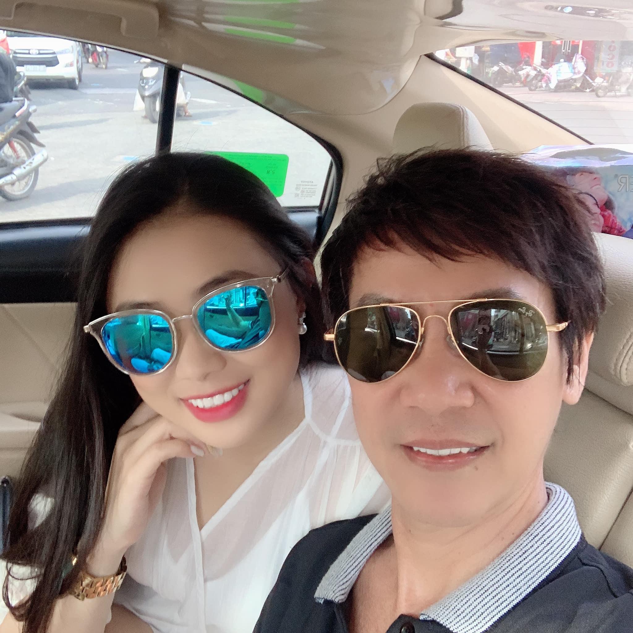 """Danh hài Lê Huỳnh cưới vợ kém 30 tuổi, bố mẹ vợ gọi bằng """"anh"""" - 4"""