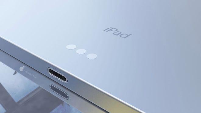 iPad Air 4 đẹp ngỡ ngàng trong dáng hình iPad Pro - 8