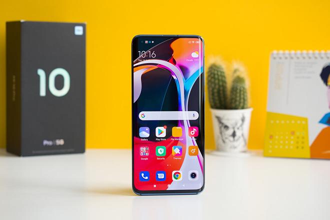 Những smartphone xịn, pin khỏe nhất thị trường - 2