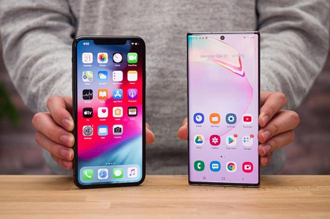 Những smartphone xịn, pin khỏe nhất thị trường - 1