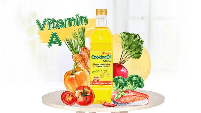 """Tăng cường """"hàng rào miễn dịch"""" của cơ thể từ bữa ăn giàu Vitamin A - 1"""