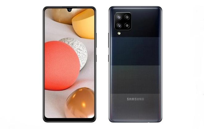 """""""Trình làng"""" Galaxy A42 5G – smartphone 5G rẻ nhất thị trường - 1"""