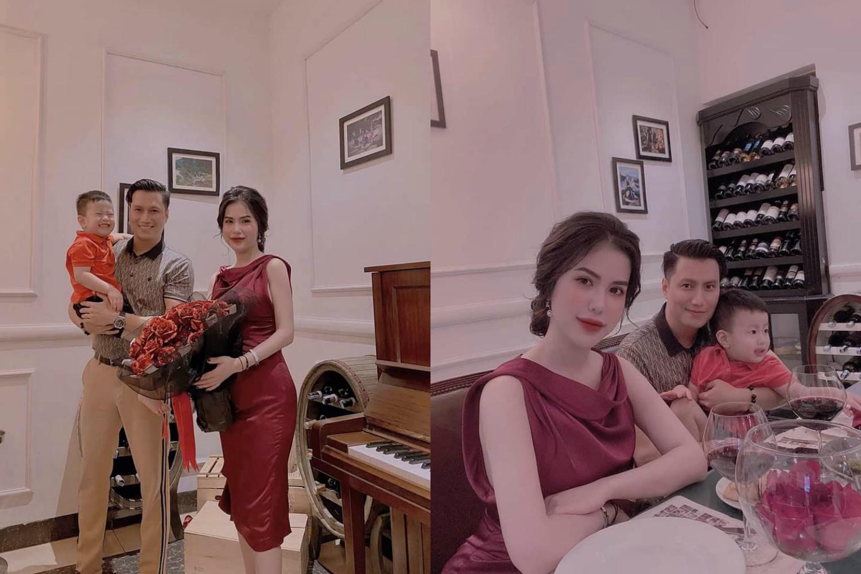 Việt Anh chúc vợ cũ sớm tìm được chồng mới, tổ chức kỷ niệm 1 năm rưỡi ly  hôn