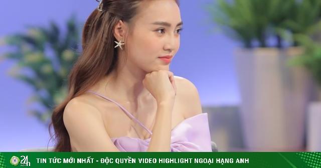 Ninh Dương Lan Ngọc lần đầu tiết lộ chuyện tuổi thơ trên sóng truyền hình