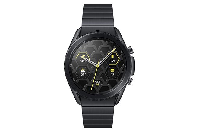 Galaxy Watch 3 có thêm phiên bản Titan siêu xịn, Samfan nức lòng - 1