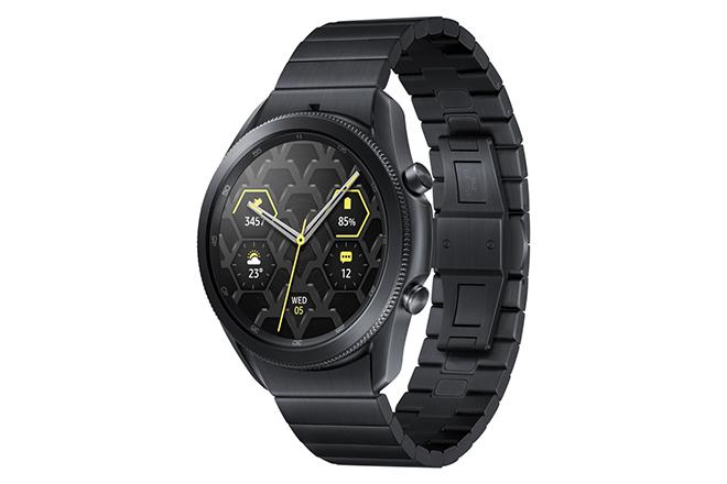 Galaxy Watch 3 có thêm phiên bản Titan siêu xịn, Samfan nức lòng - 2